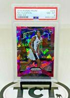 2019-20 Panini Prizm NBA Basketball Pink Ice Prizm Nic Claxton RC PSA 8 Nets