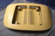 Porsche 356 B 356C SC 1963-65 Twin Grill Decklid Deck Engine Motor Lid Coupe
