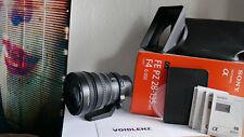 Sony FE Full Frame E PZ 28-135 mm f/4 G OSS Lens SELP 28135 G A7S II FS7 FS5 FS700