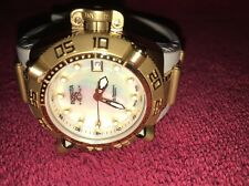 Invicta women's subaqua noma divers watch Mother Of Pearl