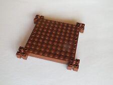 Lego Bauplatte Platte 12x12 30645 - rotbraun reddish brown Plate 8780 Castle