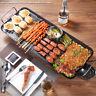 Elektrischer Tischgrill BBQ Barbecue Grill Balkongrill Elektrogrill  **☆ ★❤ *a