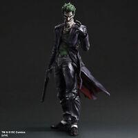 DC The Dark Knight Rises Play Arts Kai Batman Arkham Origins Action Figure Model