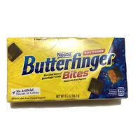 Butterfinger Bites Original Recipe Brand New Sealed Discontinued 3.5 Oz 7/19 Exp