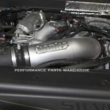 BANKS INTAKE RESONATOR DELETE 2017-19 CHEVY/GMC 6.6L DURAMAX L5P - RAW FINISH