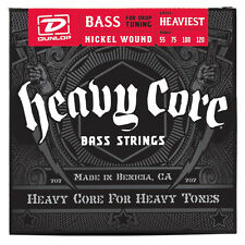 Dunlop Heaviest Heavy Core Bass Strings DBHCN55120
