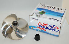 SeaDoo 1999-2000 GSX RFI/GTX RFI SOLAS SF-CD-15/23 Impeller - Add 1-3+MPH