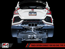 AWE EXHAUST FOR HONDA CIVIC TYPE-R CTR 2.0L TURBO 2.0T FK8 TRACK CATBACK SYSTEM