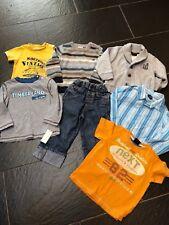 MAMAS PAPAS Monsoon prochaine TIMBERLAND T-shirt Pull Jeans 18-24 mois Bundle (I)