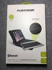 "PureGear Universal Folio Case w/Backlit Bluetooth Keyboard for 7-8"" Tablets -663"
