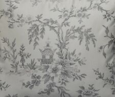 """RALPH LAUREN SAINT HONORE PAGODA FABRIC FABRIC 108"""" x 94"""""""