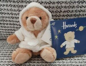 HARRODS BEAR - BEDTIME BEAR