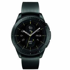 Samsung Galaxy Watch smartwatch 42mm GPS Bluetooth Midnight Black R810NZKAXAR ++