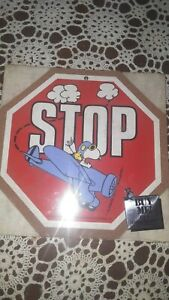 Vintage Peanuts Snoopy Flying Ace Cork Message Board  New Old Stock Sealed