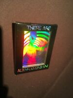 There Are Aliens Among Us-First Holographic Alien Card Set-1991 Limited Edition