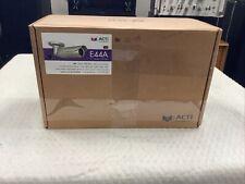 Acti E44a Bullet Camera
