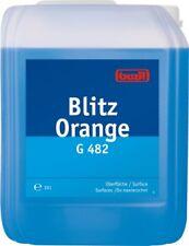 Buzil Blitz Orange G482 Oberflächenreiniger Alkoholreiniger Reiniger 10 Liter