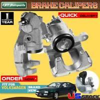 Brake Caliper Rear Left & Right for VW Corrado Golf Jetta Passat Quantum 86-93