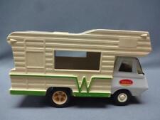 Vintage 1970's Minnie Winnie Tonka Winnebago Metal Motor home Camper RV