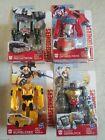 Transformers Optimus Prime Bumblebee Megatron Grimlock, New, Lot of 4
