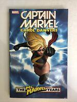 Captain Marvel Carol Danvers-The Ms.Marvel Years Vol.1 TPB (2018)(NM),Brian Reed