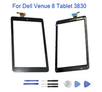 8 In For Dell Venue 8 3830 T02D Touch Screen Tablet Replacement+Tools New AAA