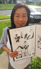 Deadpool Kills the Marvel Universe Original Comic Art Page 14 Issue # 1