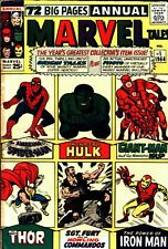 Marvel Tales Annual #1 Silver Age Marvel 3.0
