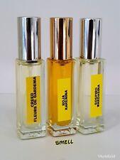 Roja Dove Karenina, Sospiro Wardasina, Creed Fleurs de Gardenia - 3 x 17 ml