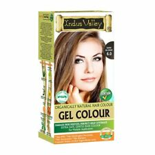 Indus Valley Natural Hair Colour Dark Blonde 6.0, 170g Free Shipping