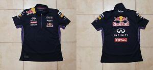 Red Bull Infiniti F1 Racing Jersey XL Polo Pepe Jeans