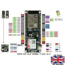 TTGO T-call V1.3 Esp32 Wireless Module 2.4ghz Sim800l Phone Development Board UK