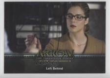2017 Cryptozoic Arrow Season 3 #32 Left Behind Non-Sports Card 2a1