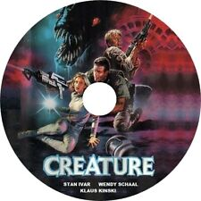 Creature (1985 Sci-Fi film) Mod Dvd disc only
