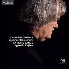 La Petite Bande Sigiswald Kuijken - Bach: Weihnachtsoratorium (NEW 2xSACD)