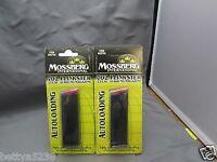 TWO Mossberg Plinkster Magazine Mag 702 Clip 10 Rd 22 LR 715T Flex 95702