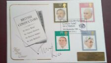 Cats-Tim Rice Signed FDC