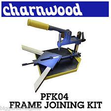 CHARNWOOD PFK04 DELUXE PICTURE FRAME MAKING ASSEMBLY KIT, UNDERPINNER