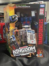 ULTRA MAGNUS Transformers Kingdom War For Cybertron Trilogy Leader Class 2021