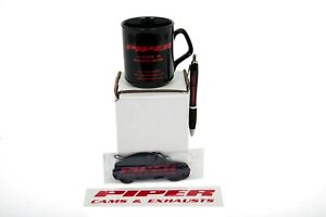 Piper Cams and Exhaust Merchandise Bundle
