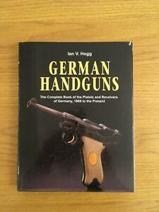 German Handguns book - Ian V Hogg