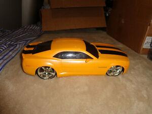 jada toys 2006 camaro concept radio controlled car item number 91972