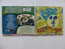 CD ALBUM THE BYRDS Live at the Fillmore February 1969 495080 2