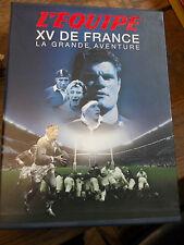 le rugby - XV de france la grande aventure - l'équipe