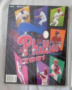 2001 Philadelphia Phillies  Baseball Yearbook
