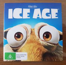 Ice Age (DVD, 2012) Denis Leary, John Leguizamo, Ray Romano