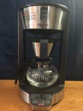 Bunn Hg Phase Brew 8-Cup Home Coffee Brewer - Stainless
