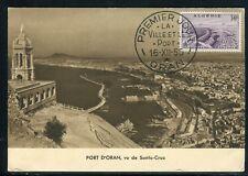 France / Algérie - Carte Maximum 1956 - Oran