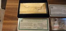 More details for 2000 $2 gold & $2 silver certificates excellent mint in box with certificate set