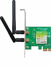 TP-Link TL-WN881ND Wireless Network Card -to 300Mbps 802.11b/g/n, MIMO- PCI-Ex1